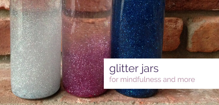 How To Make A Glitter Jar For Mindfulness Easiest Recipe Heartmindkids